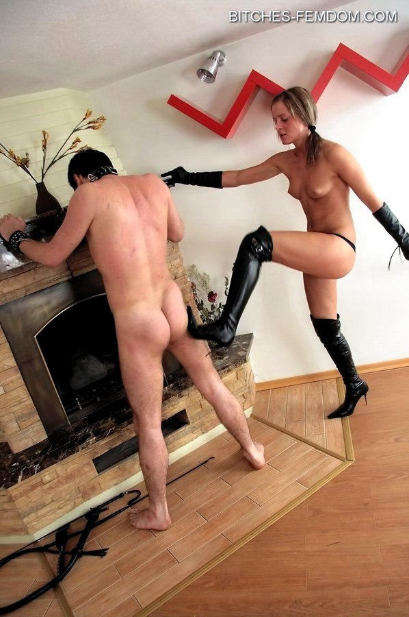 Forced male submission